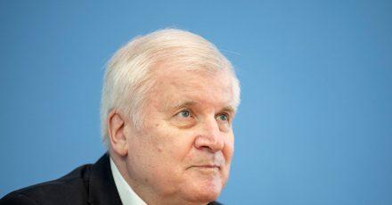 Bundesinnenminister Horst Seehofer.