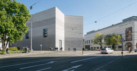 Das Kunstmuseum Basel begrüßt Besucher am ersten Sonntag des Monats gratis - wie viele andere Schweizer Museen.