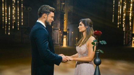 Niko Griesert hatte Michèle während der Show gleich zwei Mal eine Abfuhr erteilt (rto/spot)