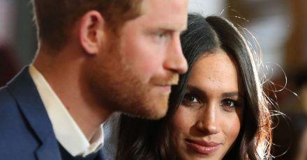 Meghan, Herzogin von Sussex und ihr Mann, Prinz Harry. (Archivbild)