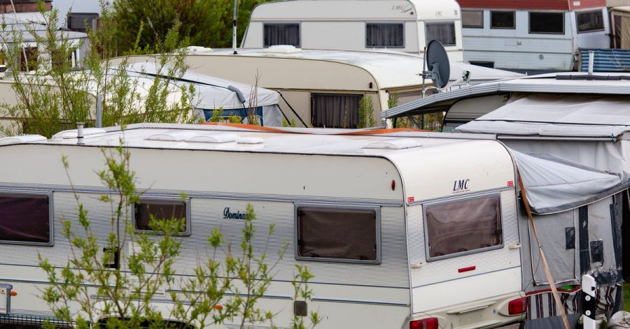 Viele Campingplätze bleiben bisher leer. Viele Betreiber fürchten die Pleite.