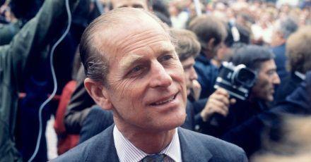 Prinz Philip, Herzog von Edinburgh. Der Ehemann der britischen Königin Elizabeth II. ist im Alter von 99 Jahren gestorben.