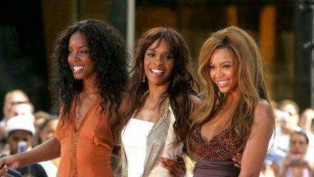 Freundinnen fürs Leben: Die Ex-Destiny's-Child-Mitglieder Kelly Rowland, Michelle Williams und Beyoncé (v.l.n.r.) (dr/spot)