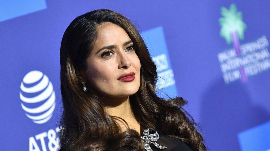 """Salma Hayek wird Teil des Casts von """"House of Gucci"""". (jru/spot)"""