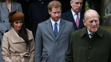 Herzogin Meghan kann an Prinz Philips Beerdigung nicht teilnehmen. (eee/spot)