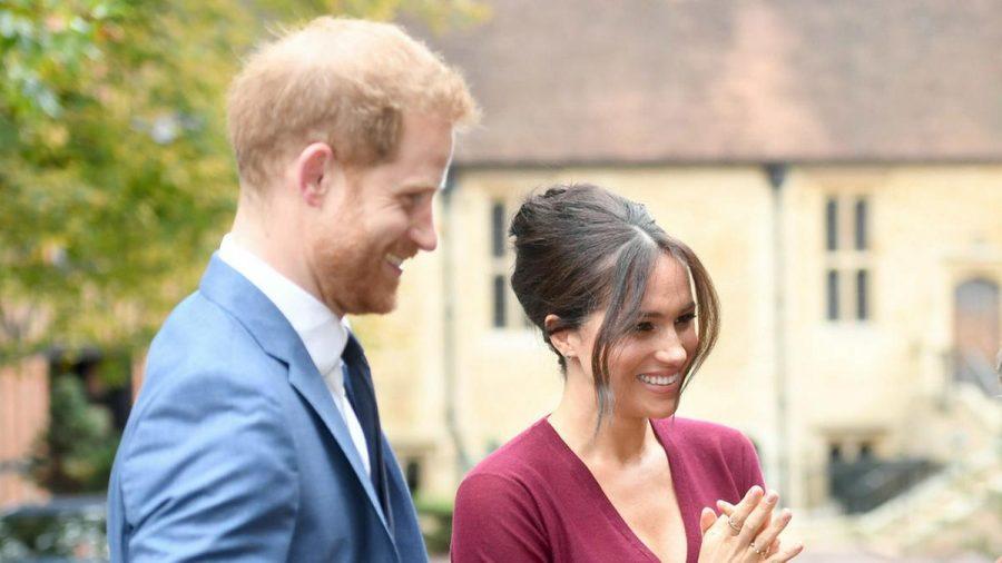 Prinz Harry und Herzogin Meghan setzen sich für eine gerechte Verteilung von Corona-Impfstoffen ein. (tae/spot)