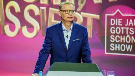 Moderator Günther Jauch fällt wegen einer Corona-Infektion aus. (ili/spot)