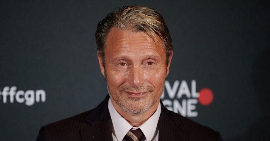 Der dänische Schauspieler Mads Mikkelsen bei einer Preisverleihung 2020.