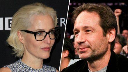 Gillian Anderson (l.) und David Duchovny kennen sich bereits seit fast 30 Jahren. (wag/spot)