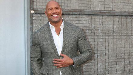 """The Rock"" for President? (jom/spot)"