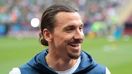 AC-Mailand-Star Zlatan Ibrahimovic probiert sich als Schauspieler. (cos/spot)