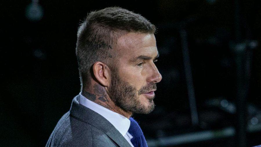 David Beckham arbeitet mit Disney+ zusammen. (cos/spot)