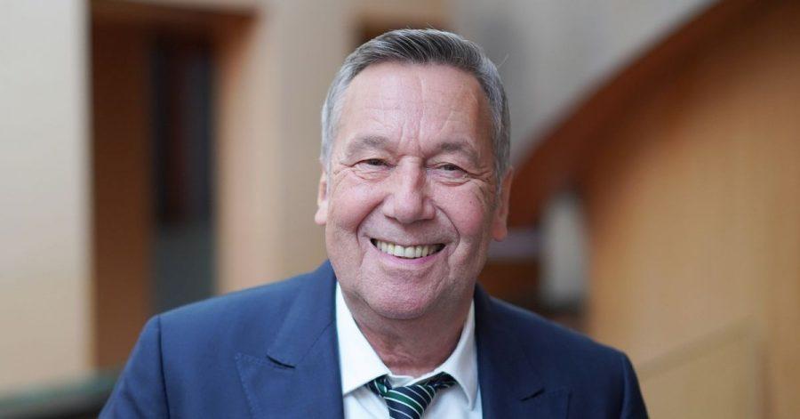 Der Sänger Roland Kaiser kennt Höhen und Tiefen des Lebens.