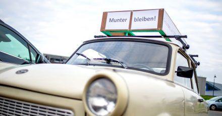 Mit dem erlangten Oldtimer-Status steigt auch der Wert von Wartburg und Trabant. Laut Autoexperte des VDAwürden für einen Trabant in Topzustand durchaus 10.000 Euro gezahlt.