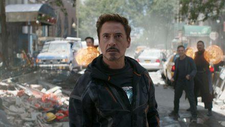 Wohl in etwa der Blick, den Tony Stark (Robert Downey Jr.) für das Plakat übrig hätte. (stk/spot)