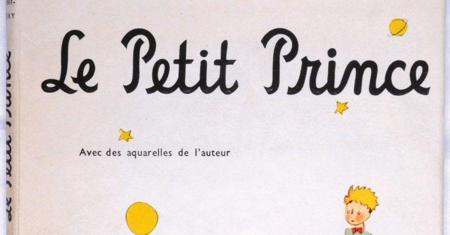 Eine Ausgabe des am 6. April 1946 in Frankreich erstmals erschienen Erfolgsbuchs «Der kleine Prinz».