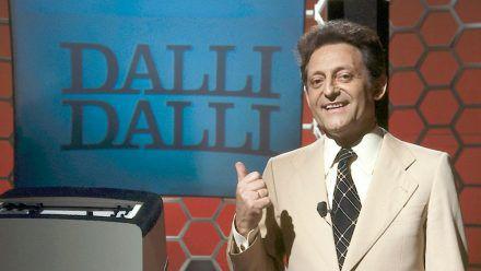 """Moderator Hans Rosenthal und seine Show """"Dalli Dalli"""" waren Kult. (ili/spot)"""