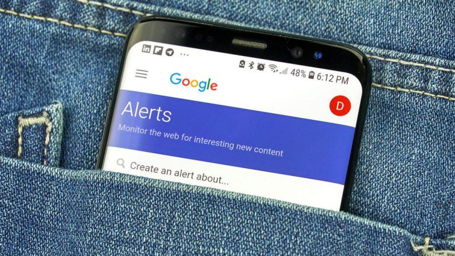 Google Alerts können bei der Suche nach Neuigkeiten sehr hilfreich sein. (spot)