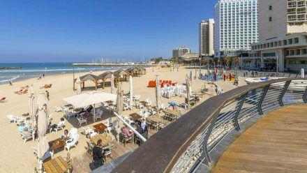 Bald wird es ausländischen, geimpften Reisegruppen wieder möglich zu sein nach Tel Aviv zu reisen. (jru/spot)