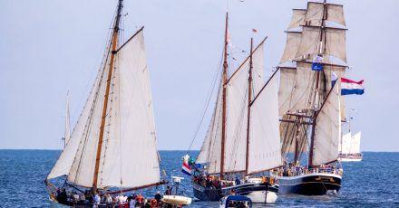 Die Hanse Sail Rostock soll in diesem Jahr wieder stattfinden - vergangenes Jahr musste das Volksfest ausfallen.