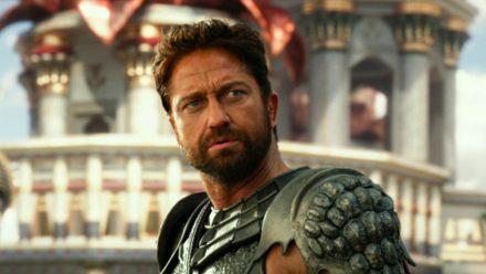 """Gods of Egypt"": Set (Gerard Butler) verfolgt rücksichtslos seine Pläne. (cg/spot)"