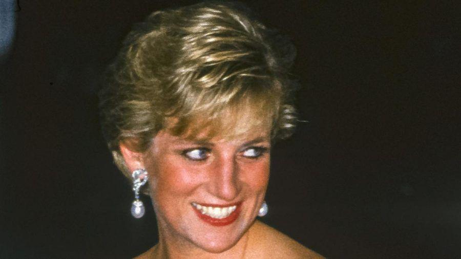 Prinzessin Diana bei einem Auftritt 1990 (hub/spot)
