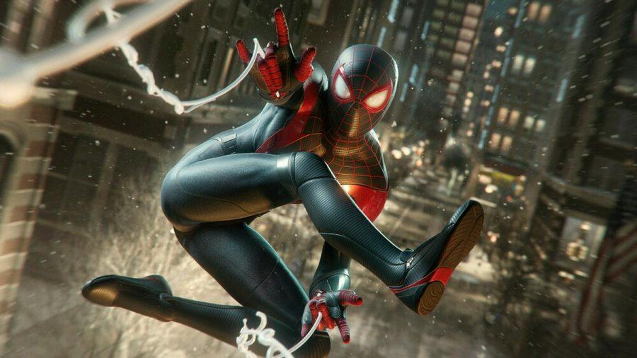 """Eines der jüngsten Superhelden-Games: """"Marvel's Spider-Man: Miles Morales"""". (wue/spot)"""