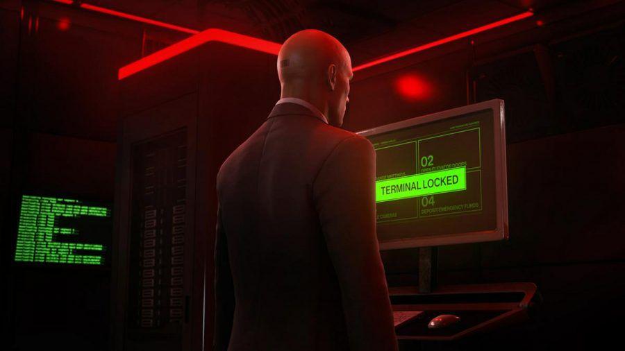"""Agent 47 in """"Hitman 3"""". (wue/spot)"""