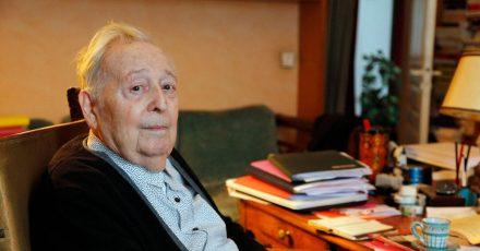 Marc Ferro ist tot:Als einen der «größten französischsprachigen Historiker seiner Generation» würdigt ihn die Zeitung «Le Monde».