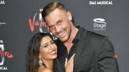 Das TV-Paar Eva Benetatou und Chris Broy lebt derzeit räumlich getrennt. (tae/spot)
