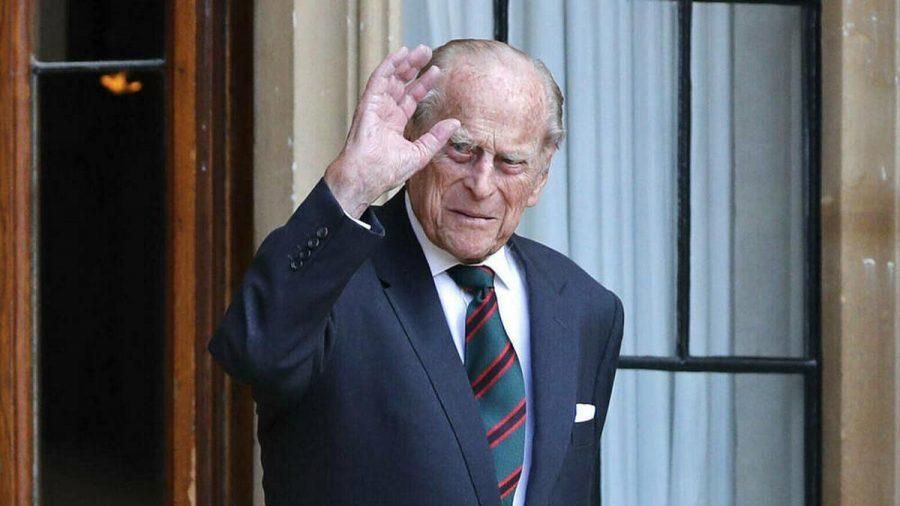 Prinz Philip, hier im vergangenen Jahr, ist am 9. April verstorben (wue/spot)