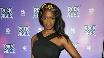 "Oti Mabuse nimmt seit 2015 an der Tanzshow ""Strictly Come Dancing"" teil. (tae/spot)"