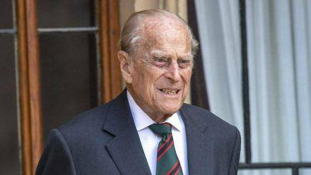 Prinz Philip im vergangenen Jahr (wue/spot)