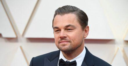 Schauspielstar Leonardo DiCaprio