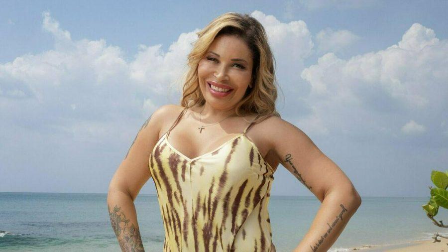 "Patricia Blanco schied in Folge zwei aus ""Promis unter Palmen"" aus (wue/spot)"