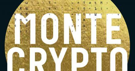 Der Kriminalroman «Montecrypto» von Tom Hillenbrand.