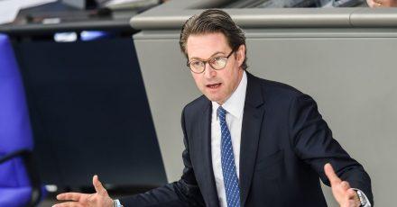 Bundesverkehrsminister Andreas Scheuer will die Bedingungen für den Radverkehr verbessern.