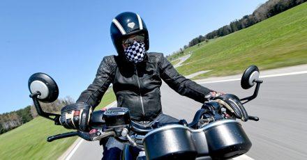 Motorradklamotten sind heute vielfältig.