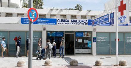 Die brasilianische Virus-Variante P1 hat Mallorca erreicht.