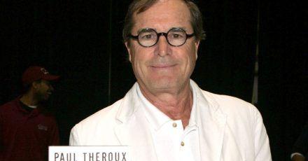 US-Autor Paul Theroux wird 80 Jahre alt.