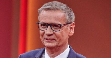 Auch Moderator Günther Jauch wirbt für eine Corona-Impfung.