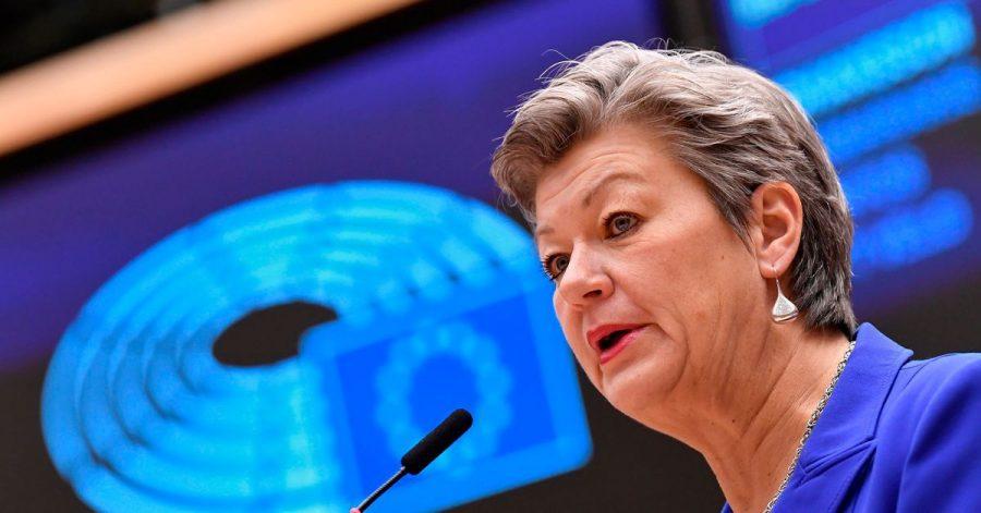 EU-Innenkommissarin Ylva Johansson will gegen die zunehmende Kriminalität in der Europäischen Union vorgehen.