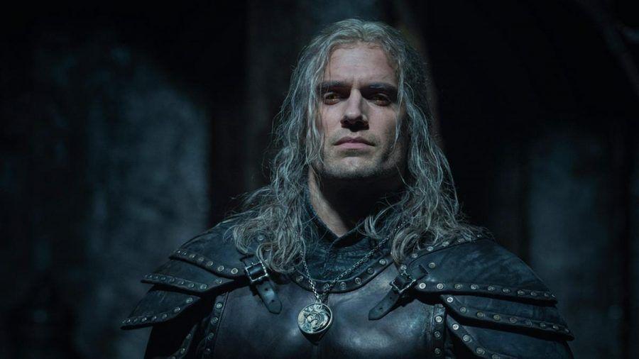 "Henry Cavill als Geralt von Riva in ""The Witcher"". (wue/spot)"