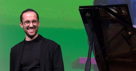 Der Pianist Igor Levit zwischen Streaming und Konzertsaal.