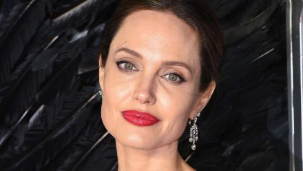 Angelina Jolie hat keine Zeit