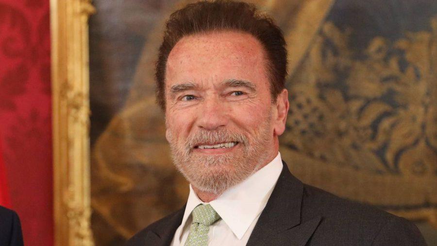 Schwarzenegger: Die Enkelin lässt ihn alt aussehen