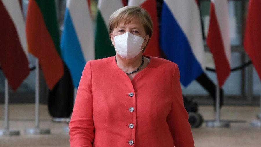 Angela Merkel hat ihre erste Impfdosis erhalten. (eee/spot)