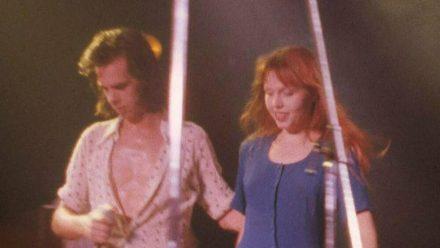 Nick Cave und Anita Lane waren zwischenzeitlich ein Liebespaar. (tae/spot)