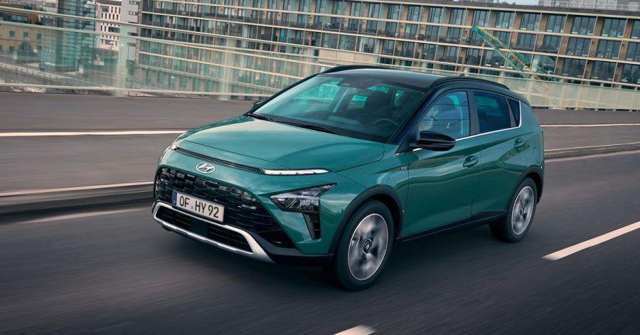 Den kleinen SUV Bayon wird es zu Preisen ab 16790 Euro geben.