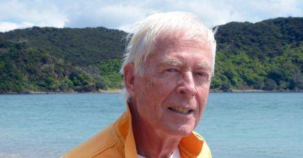 Seit rund 30 Jahren lebt Helme Heine in Neuseeland.